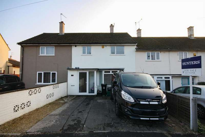 3 Bedrooms Terraced House for sale in Hungerford Walk , Brislington, Bristol, BS4 5HN