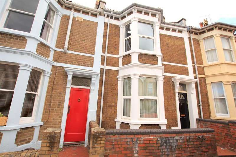 2 Bedrooms Terraced House for sale in Nicholas Road, Bristol, BS5 0LY