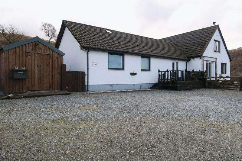 5 Bedrooms Detached House for sale in Teangue, Isle Of Skye