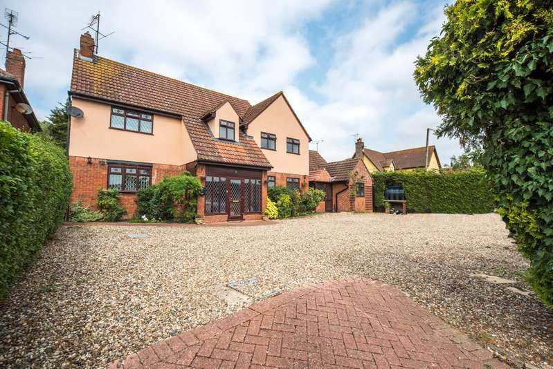 4 Bedrooms Detached House for sale in Peldon, Colchester