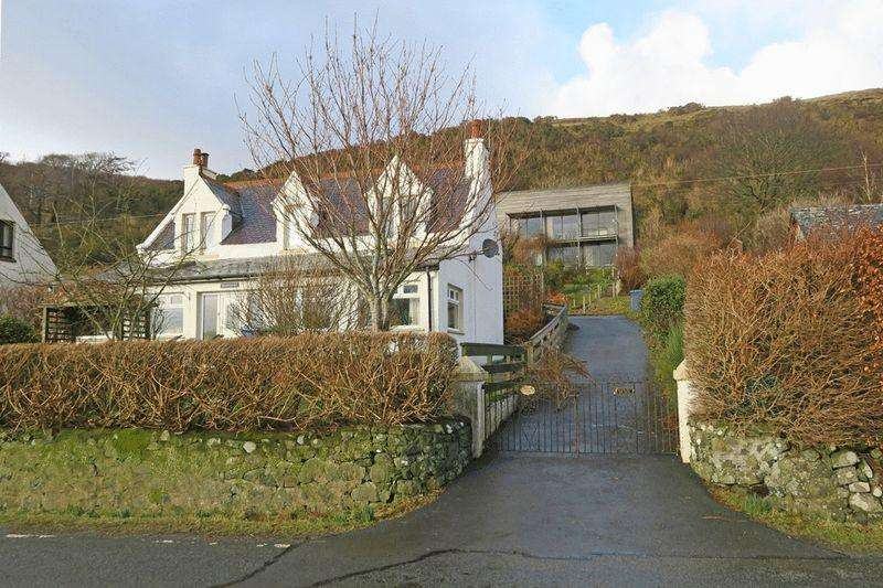 5 Bedrooms Detached House for sale in PACKAGE OF 2 PROPERTIES: Family home and modern holiday let, sea views