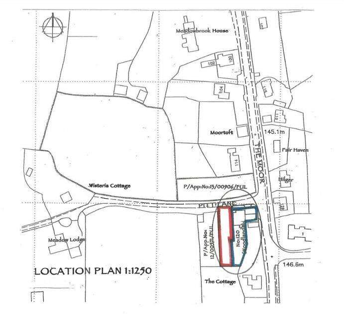 Land Commercial for sale in The Moor, Coleorton