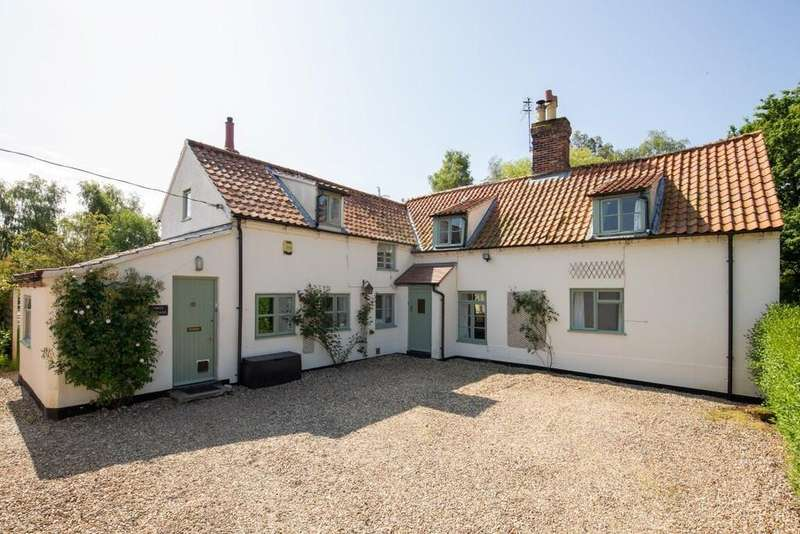5 Bedrooms Detached House for sale in Stibbard, Norfolk