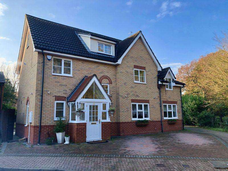 5 Bedrooms Detached House for sale in Denby Grange, Church Langley