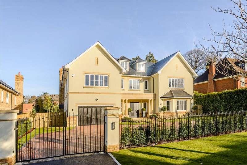 Detached House for sale in Devenish Lane, Sunningdale, SL5