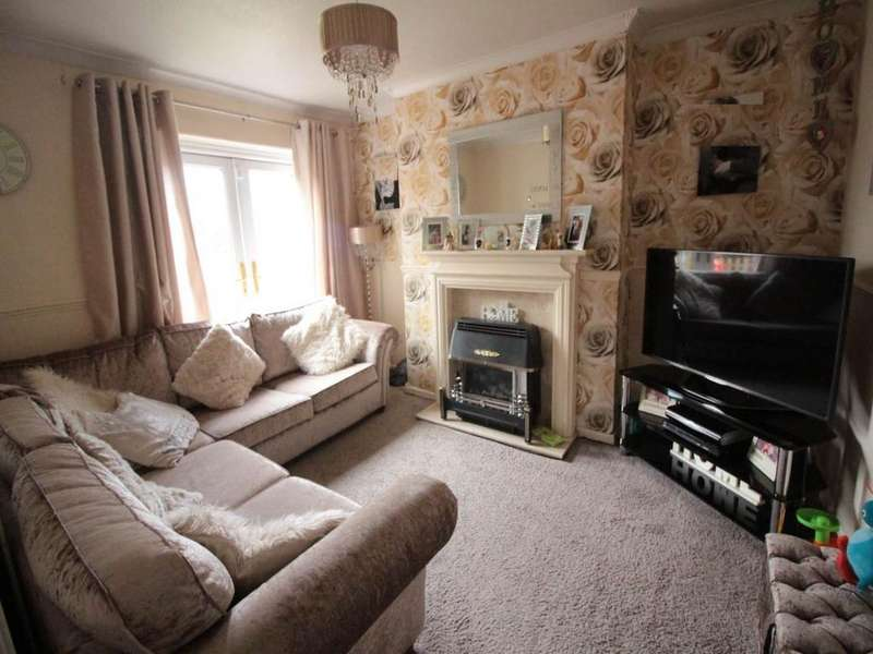 2 Bedrooms Semi Detached House for sale in Malpas Road, Newport,