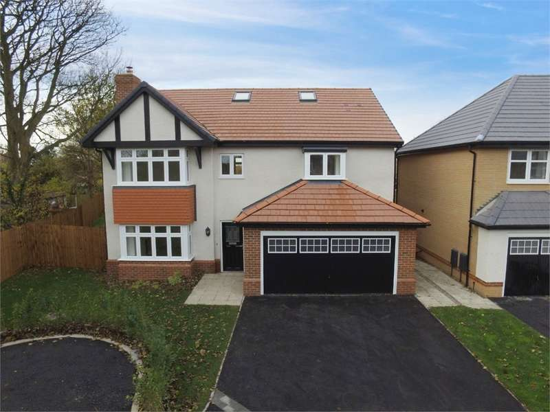 4 Bedrooms Detached House for sale in 'The Blake' Stoneleigh Park, Holgate, Crosby, Merseyside, Merseyside
