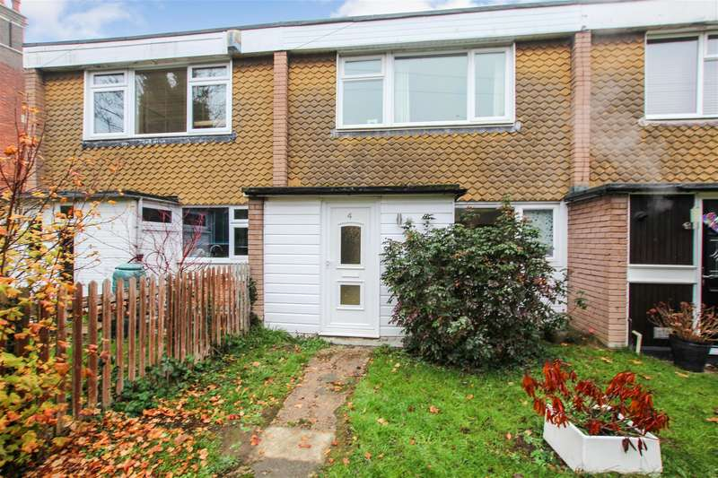 4 Bedrooms Terraced House for sale in Faulkners Way, Leighton Buzzard