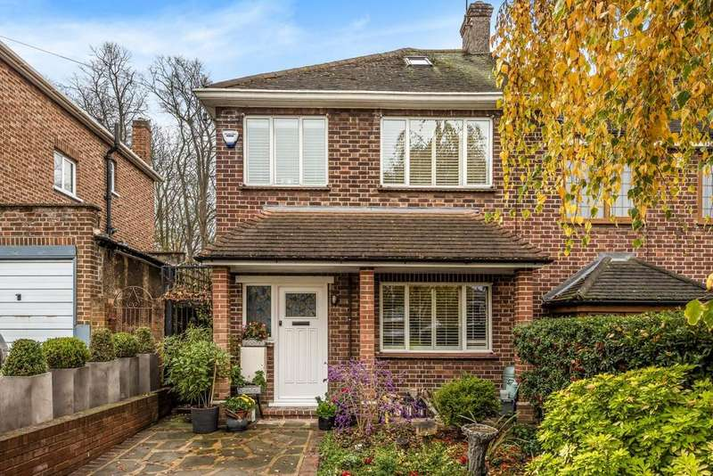 2 Bedrooms End Of Terrace House for sale in Duncombe Hill, Forest Hill