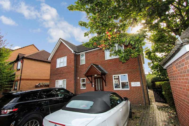 2 Bedrooms Apartment Flat for sale in Carlisle Road, Shirley, Southampton, SO16