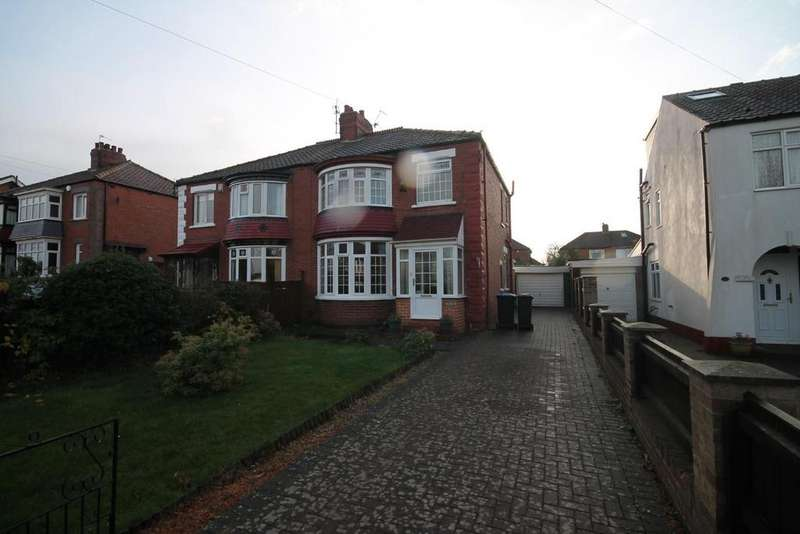 3 Bedrooms Semi Detached House for sale in Gypsy Lane, Marton, Middlesbrough