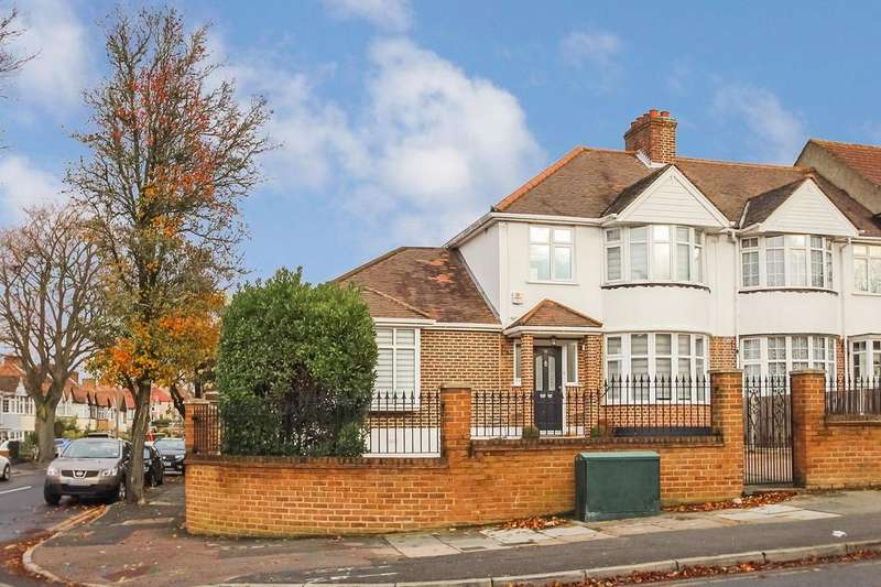 4 Bedrooms Semi Detached House for sale in Whitehorse Hill, Chislehurst, Kent, BR7 6DL