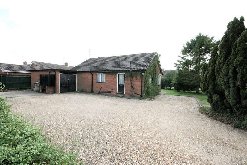 2 Bedrooms Detached Bungalow for sale in Hillgate, Gedney Hill, PE12