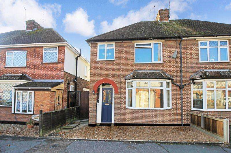 3 Bedrooms Semi Detached House for sale in Park Avenue, Dunstable