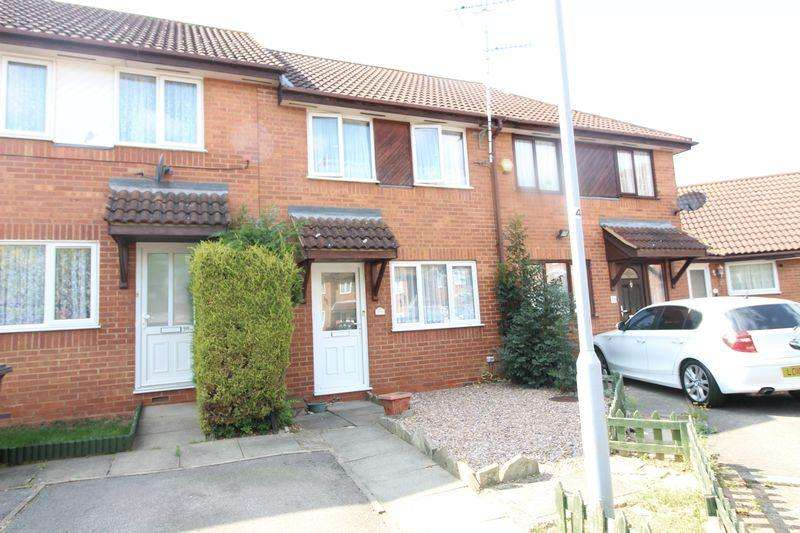 2 Bedrooms Terraced House for sale in DELIGHTFUL FIRST PURCHASE CLOSE TO LOCAL SHOPS