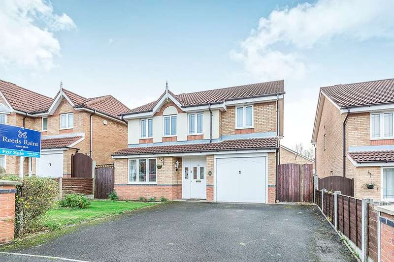 4 Bedrooms Detached House for sale in The Willows, Chorley, PR7