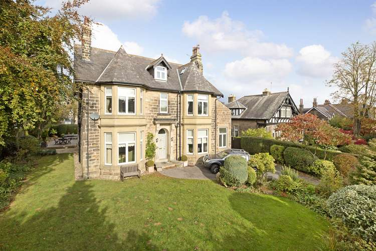 6 Bedrooms Detached House for sale in 8 Rutland Road, Harrogate