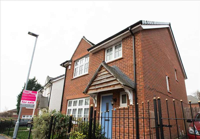 4 Bedrooms Detached House for sale in Elmwood Grove, Moston, Manchester