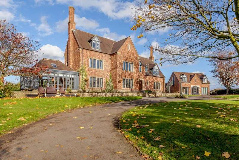 8 Bedrooms Detached House for sale in Boylestone, Ashbourne