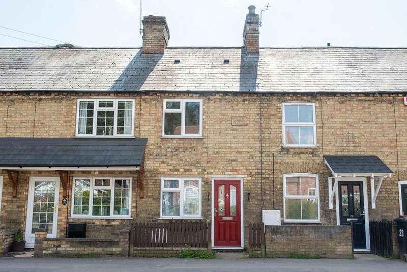 2 Bedrooms Terraced House for sale in Shefford Road, Clifton, SG17