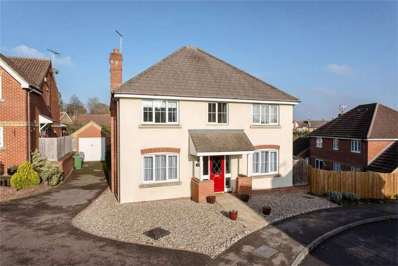 4 Bedrooms Detached House for sale in Old Bell Close, STANSTED, Essex