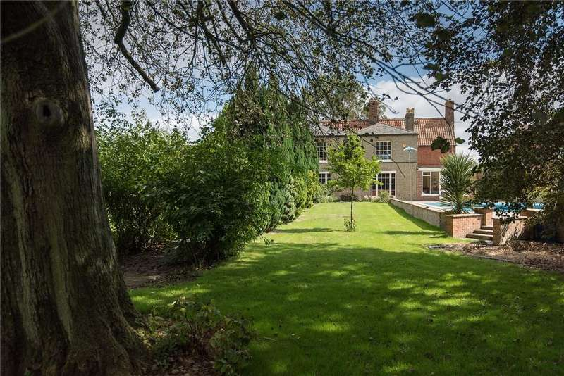 8 Bedrooms Detached House for sale in Rectory Road, Outwell, Wisbech, Cambridgeshire, PE14