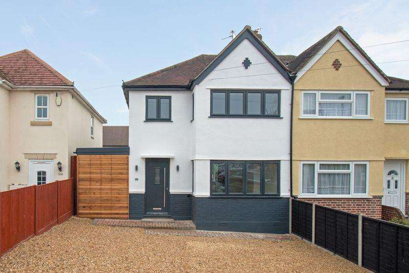 3 Bedrooms Semi Detached House for sale in Drift Road, Stamford