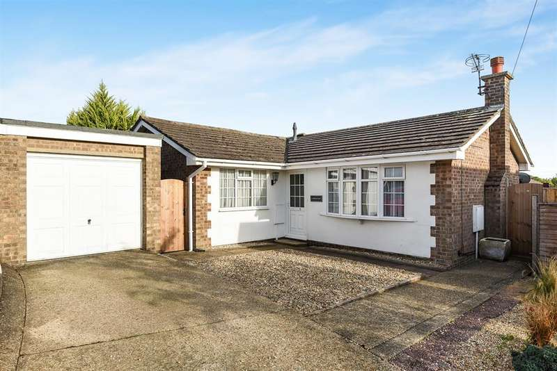 3 Bedrooms Detached Bungalow for sale in Roman Way, Horncastle, Lincs, LN9 6PL