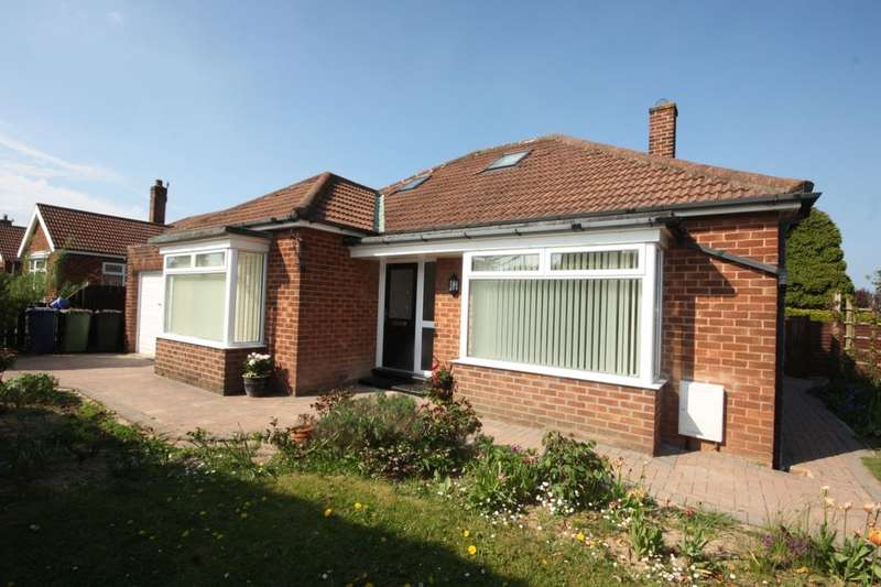 4 Bedrooms Detached Bungalow for sale in Leven Road, Guisborough, TS14