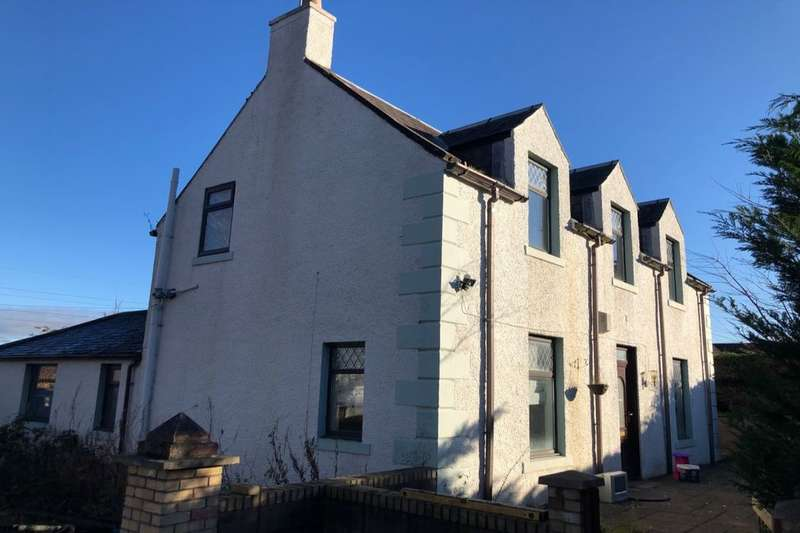 3 Bedrooms Detached House for sale in Gillbrae Road, Dumfries, DG1