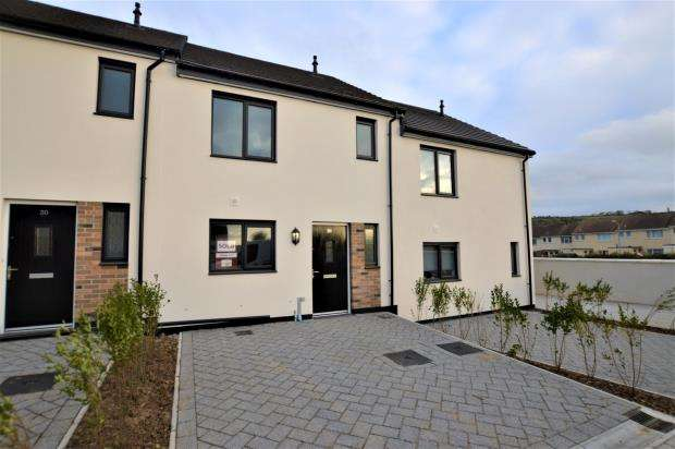 3 Bedrooms Semi Detached House for sale in Boslowen, Kerrier Way, Camborne, Cornwall