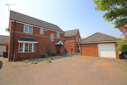 4 Bedrooms Detached House for sale in Aspen Drive, Hawkesbury Village, Coventry, West Midlands