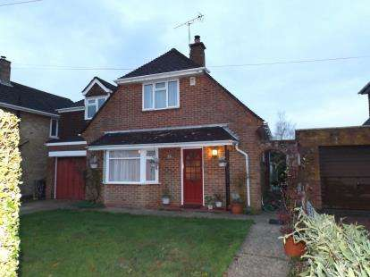 3 Bedrooms Detached House for sale in Hythe, Southampton, Hampshire