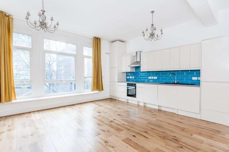 1 Bedroom Flat for sale in Seven Sisters Road, Tottenham, N15