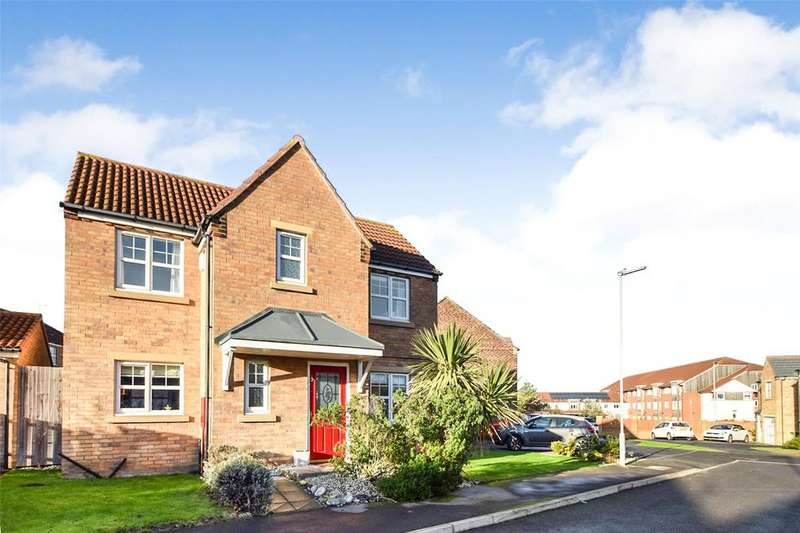4 Bedrooms Detached House for sale in Caister Close, East Shore Village, Seaham, Co.Durham, SR7