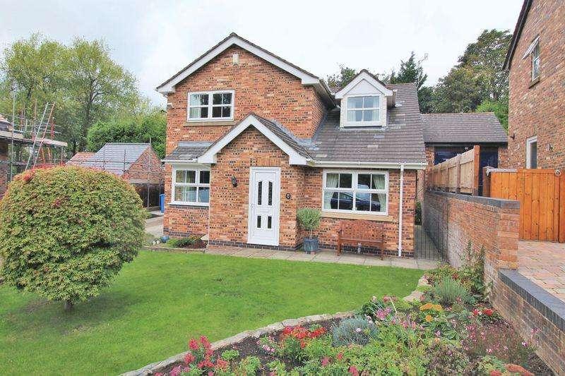3 Bedrooms Detached House for sale in Bishops Walk, Llangollen