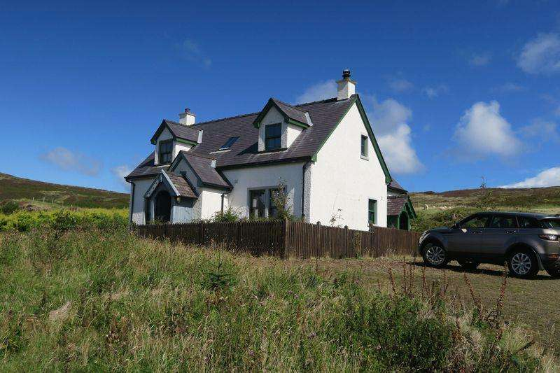 3 Bedrooms Detached House for sale in Fasach, Isle Of Skye