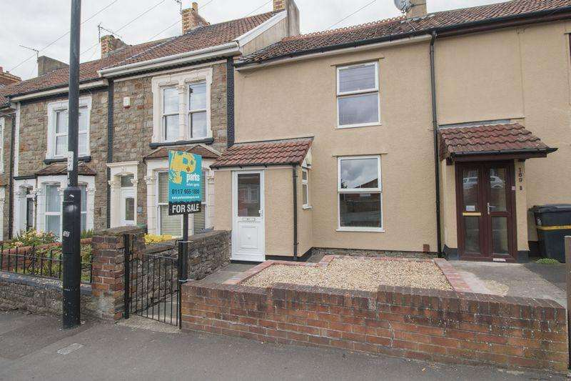 2 Bedrooms Terraced House for sale in Speedwell Road, Bristol