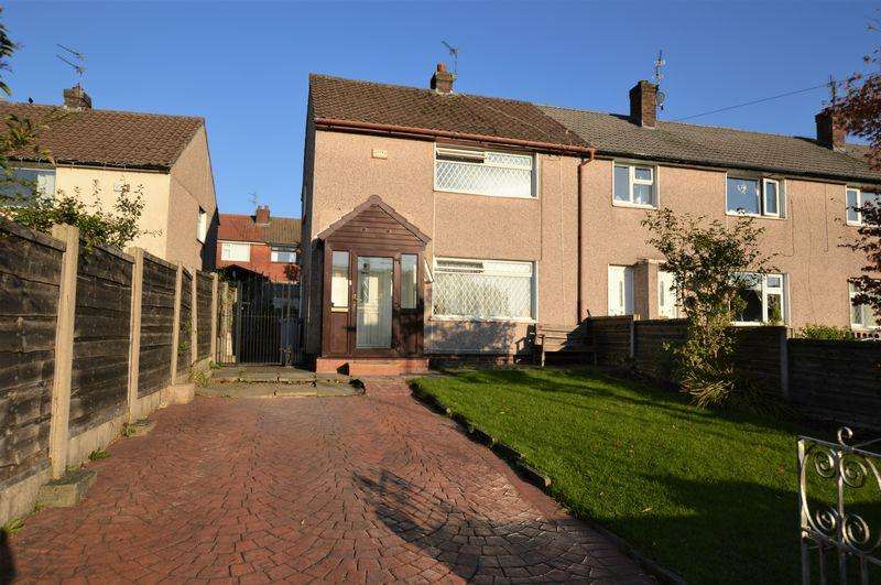 2 Bedrooms Semi Detached House for sale in Anglesey Close, Ashton-Under-Lyne