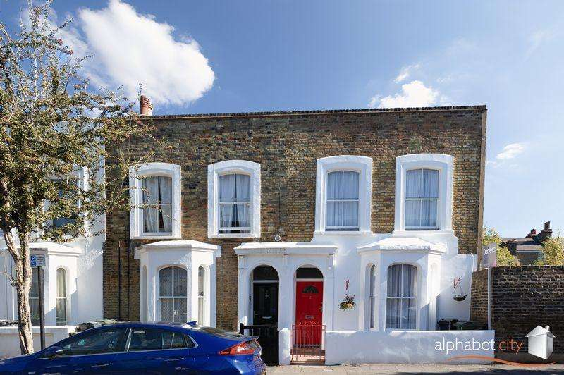 3 Bedrooms End Of Terrace House for sale in Mordaunt Street, Brixton SW9
