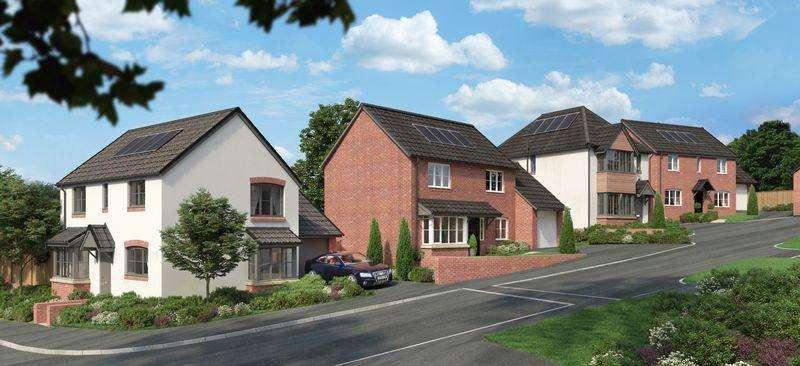4 Bedrooms Detached House for sale in Plot 11 Elm Walk, Portishead