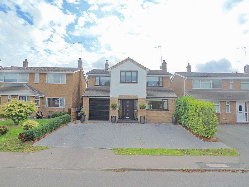 4 Bedrooms Detached House for sale in Howard Lane, Boughton, Northampton, NN2 8RS