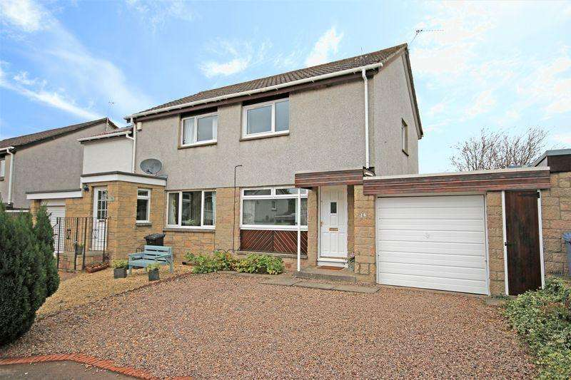 2 Bedrooms Semi Detached House for sale in 14 Acredales, Linlithgow
