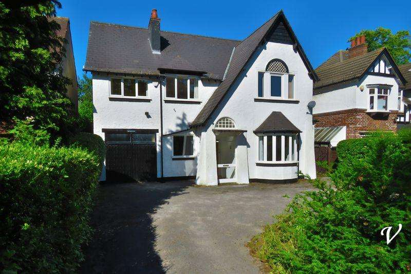 5 Bedrooms Detached House for sale in Stratford Road, Hall Green, Birmingham B28 9AJ