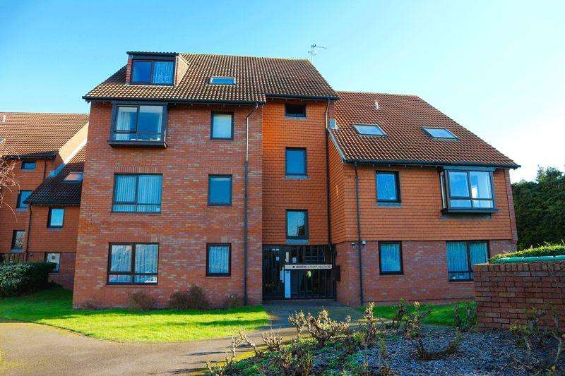 1 Bedroom Apartment Flat for sale in Martin Court, Marina Gardens, Fishponds, Bristol, BS16 3YH