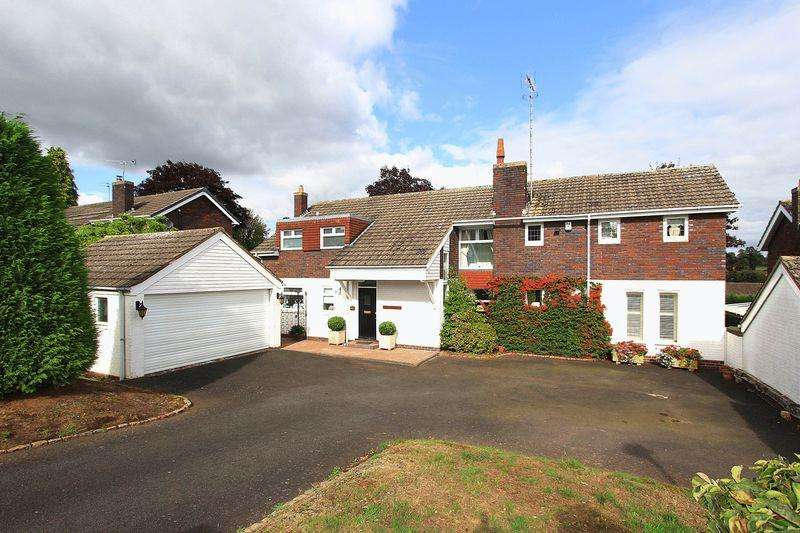 4 Bedrooms Detached House for sale in SEISDON, Oak Drive