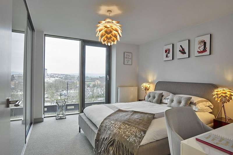 2 Bedrooms Unique Property for sale in Apartment 10-26 Flour House, The New Yard The General, Guinea Street, Bristol, BS1