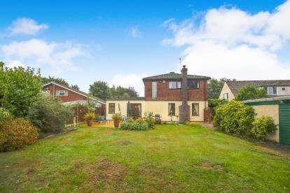 4 Bedrooms Detached House for sale in Darnhall School Lane, Winsford, Cheshire