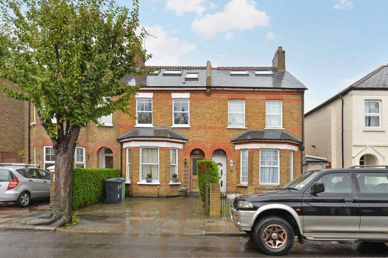 4 Bedrooms House for sale in Coldershaw Road, Ealing