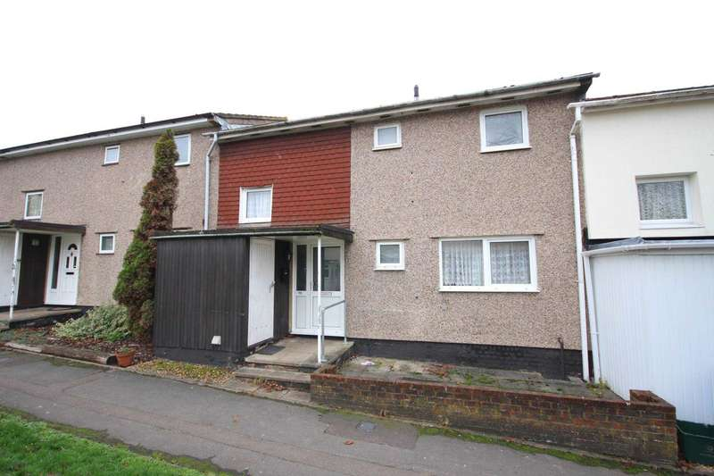 3 Bedrooms Terraced House for sale in Yardley, Bracknell